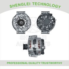 12V 220A Mercedes Benz Alternator , Aluminum Mercedes Benz OEM Parts