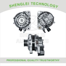 Aluminum Made Honda Car Alternator , Assembly Type Honda Civic Alternator